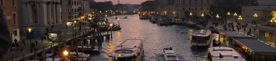 20e verjaardag van de VSU werd gevierd in Venetië
