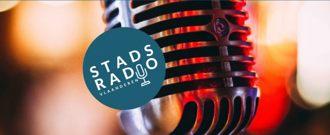 Radio Interview Stadsradio Vlaanderen